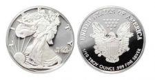 Buy AMERICAN SILVER EAGLE BULLION ROUND 1/10 oz .999 PURE SILVER INVESTMENT