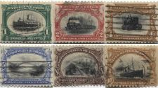 Buy 1901 Pan-American Issue Complete Full Series Used Some Lightly Hinged CV $163!