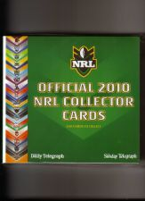 Buy Australian 2010 NRL Collector Cards FULL SET of 240