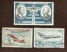 Buy FRANCE AIR POST STAMPS