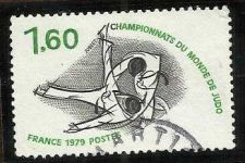 Buy France 1979 Judo/Sports/Martial Arts