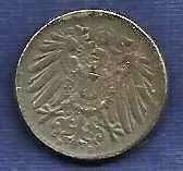 Buy Germany 5 Pfennig 1920 D Weimar Republic