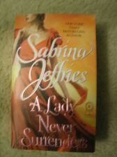 Buy A Lady Never Surrenders by Sabrina Jeffries