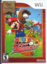 Buy Mario Super Sluggers for Nintendo Wii.