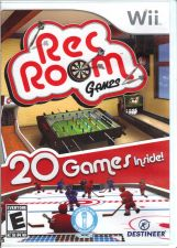 Buy Rec Room Games for Nintendo Wii