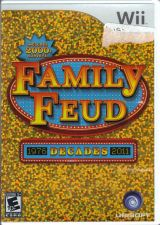 Buy Family Feud for Nintendo Wii