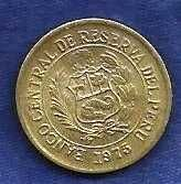 Buy 1975 Peru 1/2 SOL