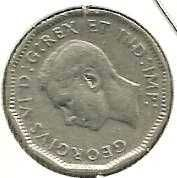 Buy 1946 Canada 5 Cents WWII Era Currency