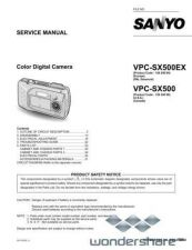 Buy Sanyo VPC-S3-02 Manual.pdf_page_1 by download #177580