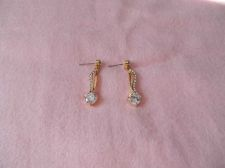 Buy Cubic Zirconia Dangle Earrings