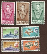 Buy Tribute to Winston Churchill Republic Togolaise WWII
