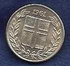 Buy 1951 Iceland 10 Aurar RARE LOW MINTAGE COIN IN GREAT SHAPE!