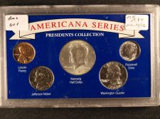 Buy 5 coin Presidential Collection