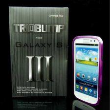 Buy Samsung Galaxy S III s3 Purple CNC Aluminum Metal Bumper Case TRIOBUMP i9300 USA