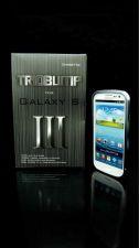 Buy Samsung Galaxy S iii s3 Gray CNC aluminum bumper case cover metal i9300 new