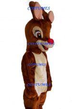 Buy Professional Reindeer Costume Mascot