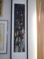 Buy Listed Calif. artist Atsushi Kikuchi Title City Nights 1956