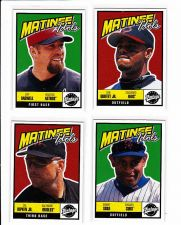 Buy Ken Griffey Jr. 2001 Upper Deck Matinee Idol M1