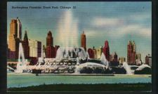 Buy Buckingham Fountain, Grant Park, Chicago, Ill.