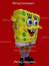 Buy Professional Bob Sponge Costume Mascot