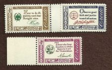 Buy US STAMP LOT 9 Theme Credo of America Series