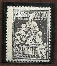 Buy Romania 25 Bani 1921, Social assistance