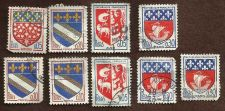 Buy France 1962, 1963, 1965, 1966 Coat of Arms