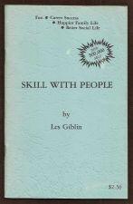 "Buy Les Giblin's ""Skill with People"""