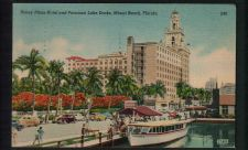 Buy Roney Plaza Hotel and Pancoast Lake Docks, Miami Beach, Florida