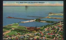 Buy Aerial View of St. Petersburg's Waterfront, Florida