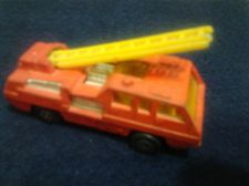 Buy Matchbox @1975 Firetruck over 35 years old Made in England by Lesney