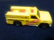 Buy Hotwheels 1974 Parasmedic over 35 years old