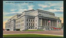 Buy New Municipal Auditorium in St. Louis, Missouri
