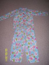 Buy Girl Pajamas, Carters, size 4T