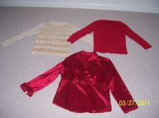 Buy Lot of 3 women top, size PS