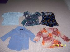 Buy Lot of 5 women Top, size PS