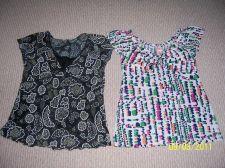 Buy Lot of 2 women tops, size PS