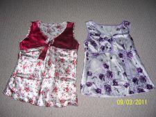Buy Lot of 2 women sleepwear tops, size PS