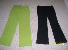 Buy Set of 2 women pants, size PS