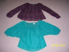 Buy NWT set of 2 women tops, size PS