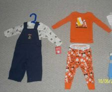 Buy NWT Lot of 2 boy sets, size 12/18M