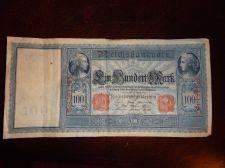 Buy German Money - Ein Hundert Mark
