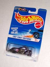 Buy 1997 Hot Wheels HW FE First Edition 519 SCORCHIN SCOOTER Motorcycle Blister Pack