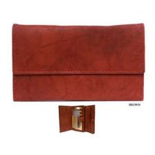Buy High fashion brown wallet