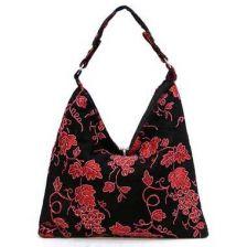 Buy High fashion red/black handbag