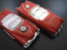 Buy Hot wheels Mattel 1993,.convertable red car over 20 years old!