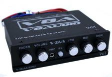Buy V8 Audio VC1 Audio Control Preamp & cables MP3 Ipod Ipad Iphone