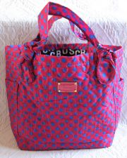 Buy Marc Jacobs Pretty Nylon Multi Color Large Tate Totebag