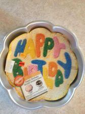 Buy Wilton Happy Birthday Cake Pan