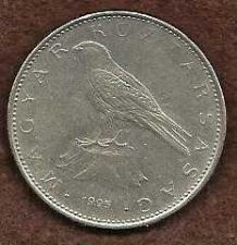 Buy Hungary 50 Forint 1995 LARGE COIN